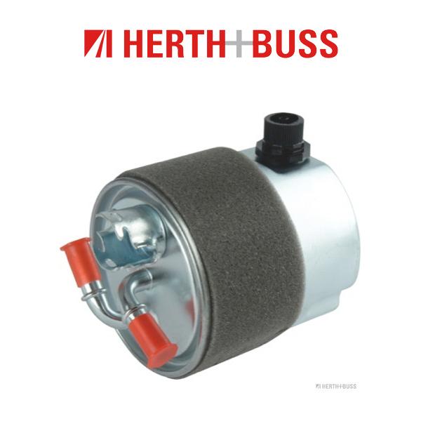 HERTH+BUSS JAKOPARTS Inspektionskit NISSAN Qashqai I J10 1.5 dCi ab 01.2009