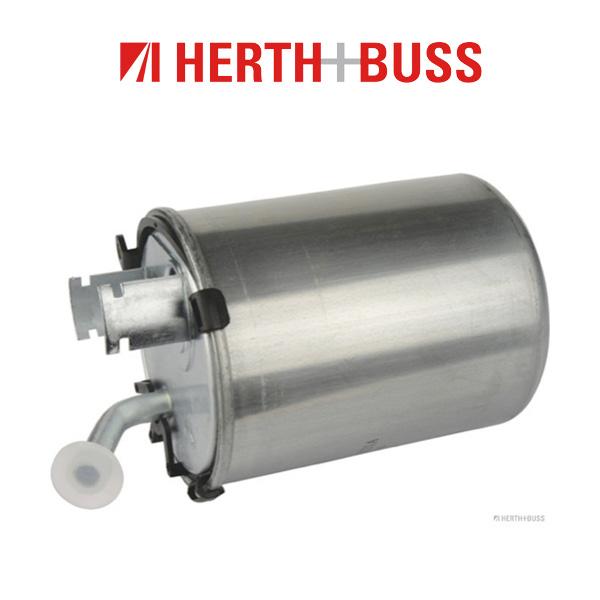 HERTH+BUSS JAKOPARTS Filterset NISSAN NP300 Navara Pethfinder III 3.0 dCi