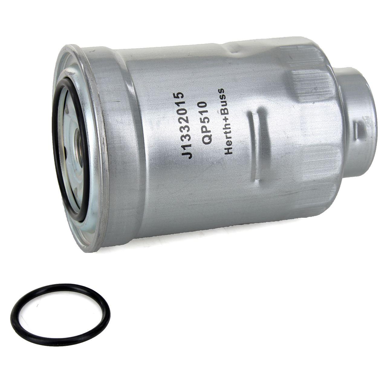 HERTH+BUSS JAKOPARTS Filterpaket Filterset für TOYOTA AVENSIS (T25) 2.0 D-4D