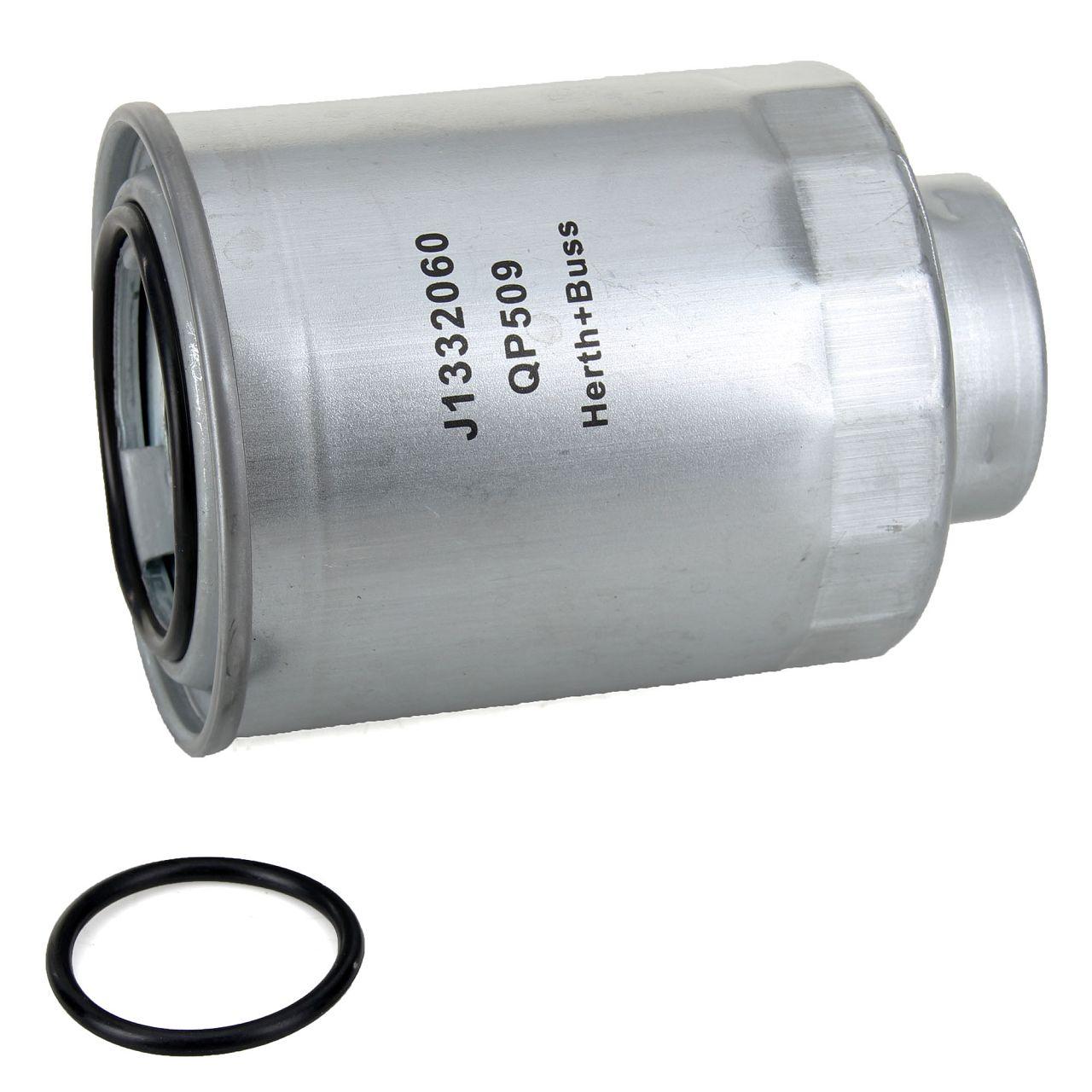 HERTH+BUSS JAKOPARTS Filterset für TOYOTA AVENSIS (T25) COROLLA 2.0 D-4D 116 PS