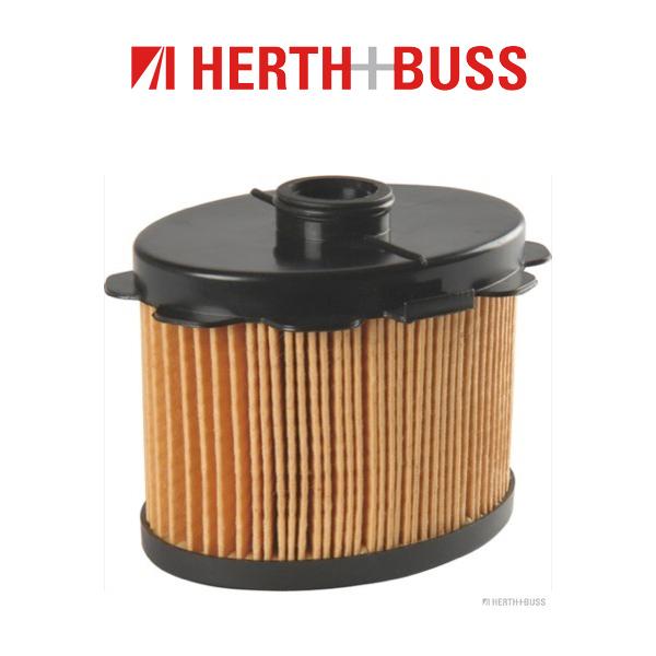 HERTH+BUSS JAKOPARTS Kraftstofffilter Dieselfilter für FIAT PEUGEOT TOYOTA