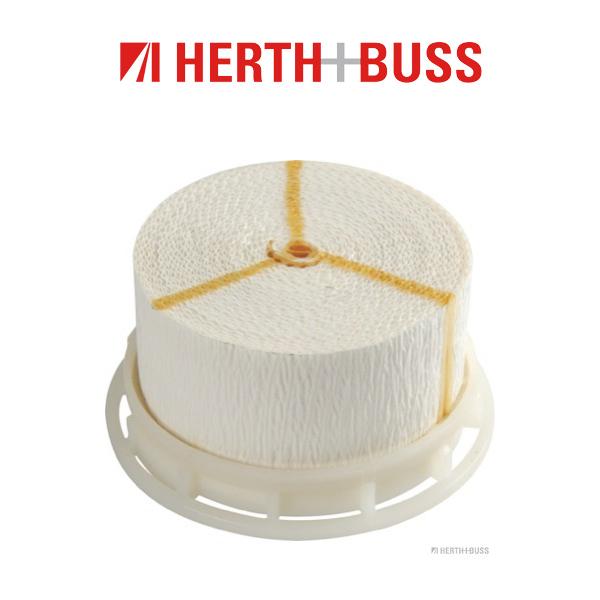 HERTH+BUSS JAKOPARTS Filterpaket Filterset für TOYOTA LAND CRUISER 200 4.5D4-D