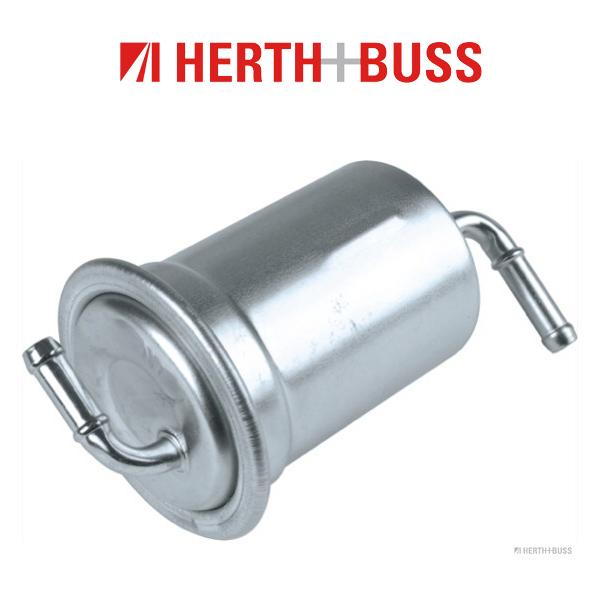 HERTH+BUSS JAKOPARTS Kraftstofffilter Benzinfilter für MAZDA 121 II 53 72 PS