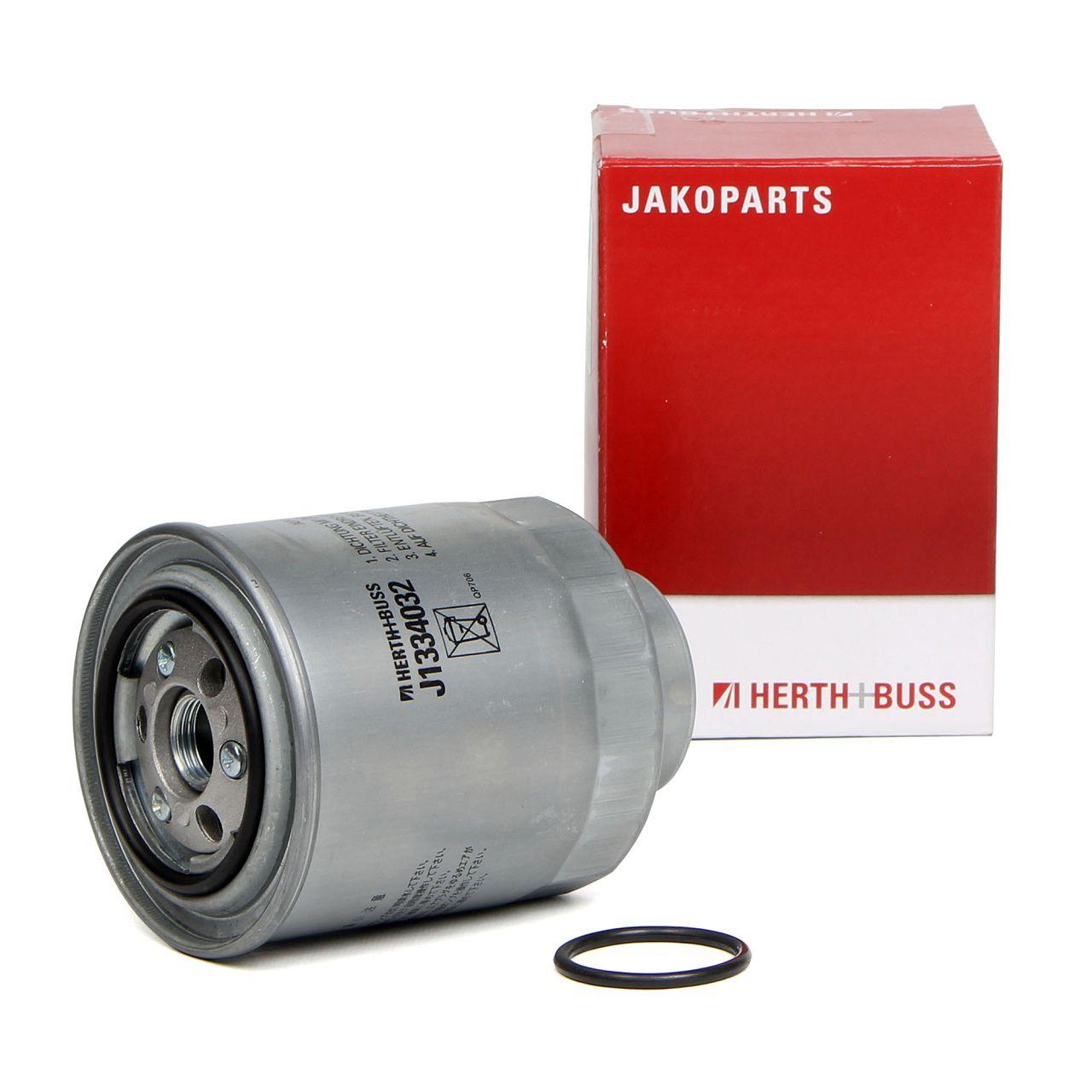 HERTH+BUSS JAKOPARTS Kraftstofffilter Dieselfilter für HONDA ACCORD 7 CR-V