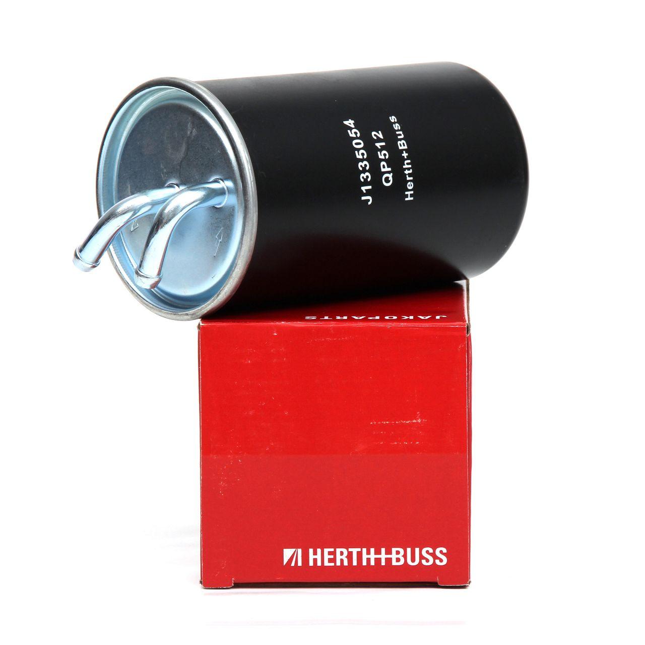 HERTH+BUSS JAKOPARTS Kraftstofffilter Dieselfilter für Mitsubishi 2.0 DI-D
