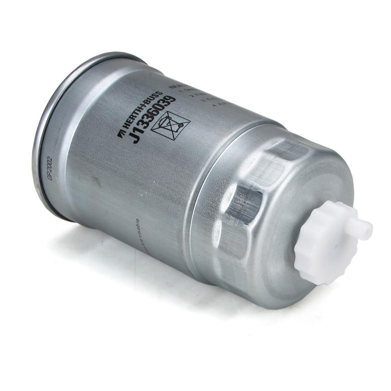 HERTH+BUSS JAKOPARTS Kraftstofffilter Diesel DAIHATSU Hijet 1.2 D 1.4 D