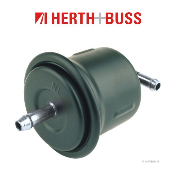 HERTH+BUSS JAKOPARTS Kraftstofffilter Benzinfilter für SUZUKI ALTO 1.0 53 58 PS