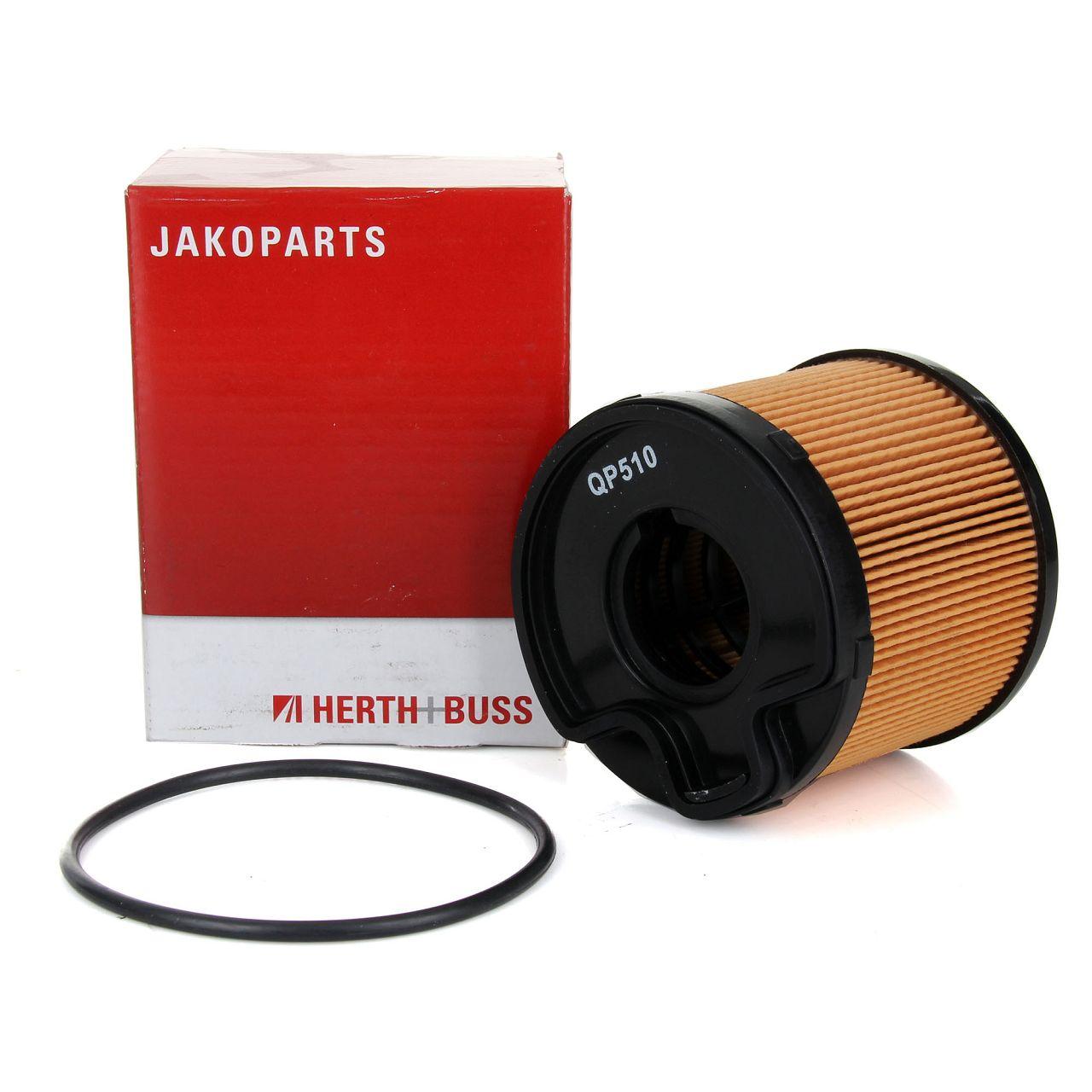 HERTH+BUSS JAKOPARTS Dieselfilter J1338024 für SUZUKI GRAND VITARA I 2.0 HDI