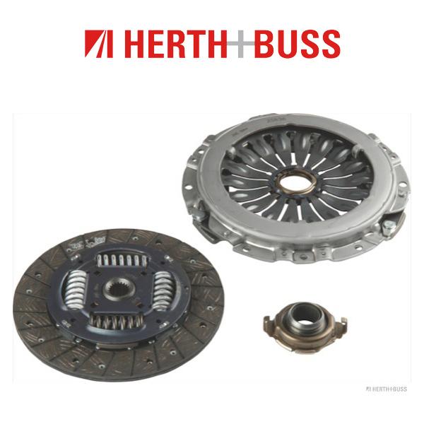 HERTH+BUSS JAKOPARTS Kupplungssatz für HYUNDAI ELANTRA (XD) 113 PS bis 07.2006