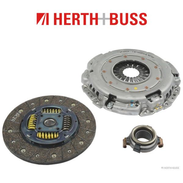 HERTH+BUSS JAKOPARTS Kupplungssatz für HYUNDAI H-1 / STAREX 140 163 PS bis 12.2