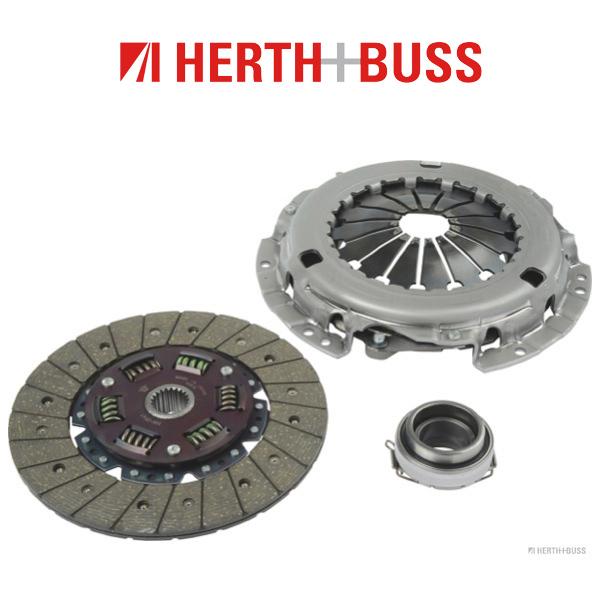 HERTH+BUSS JAKOPARTS Kupplungssatz für TOYOTA HIACE IV PREVIA 2.4 / 4WD
