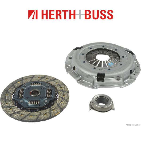 HERTH+BUSS JAKOPARTS Kupplungssatz für HONDA STREAM (RN) 2.0 16V 156 PS