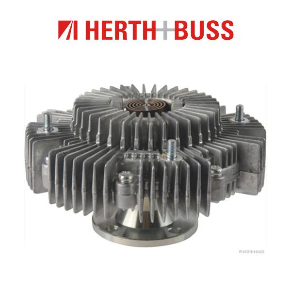 HERTH+BUSS JAKOPARTS Visko-Kupplung für TOYOTA HIACE IV Kasten 2.5 D-4D 88/102