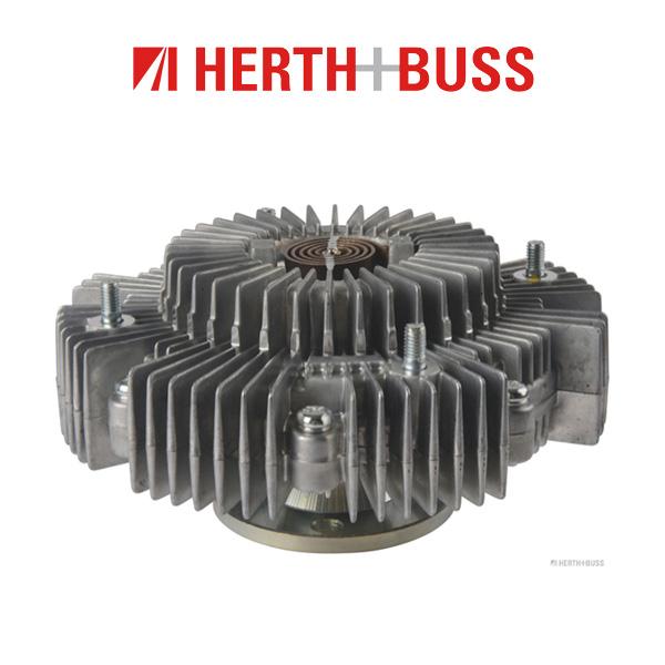 HERTH+BUSS JAKOPARTS Visko-Kupplung für TOYOTA HIACE III HILUX V VI 2.4 D