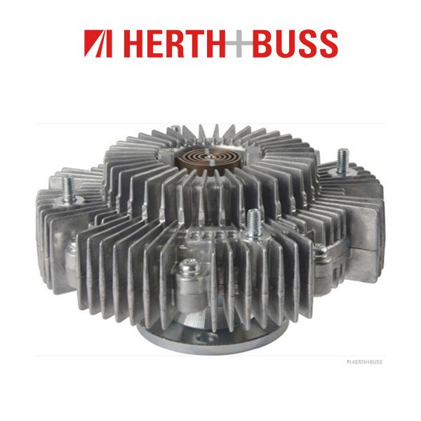 HERTH+BUSS JAKOPARTS Visko-Kupplung für TOYOTA LAND CRUISER (_J7_) 2.4 TD 86/90
