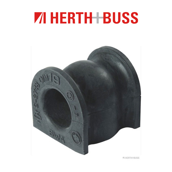 HERTH+BUSS JAKOPARTS Stabilisatorlager HONDA CR-V 3 (RE) 2.0 2.4 2.2 D hinten