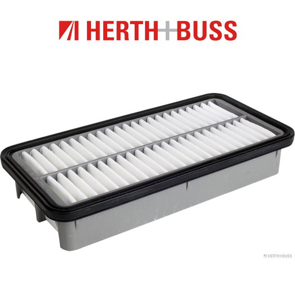 HERTH+BUSS JAKOPARTS Filterpaket Filterset für HYUNDAI GETZ (TB) 1.5CRDi 82 PS