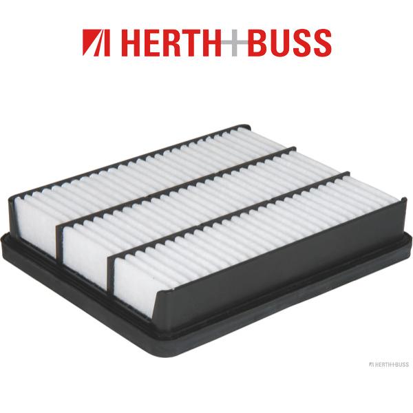 HERTH+BUSS JAKOPARTS Inspektionskit Filterpaket für HYUNDAI TRAJET (FO) 2.0 CRDi