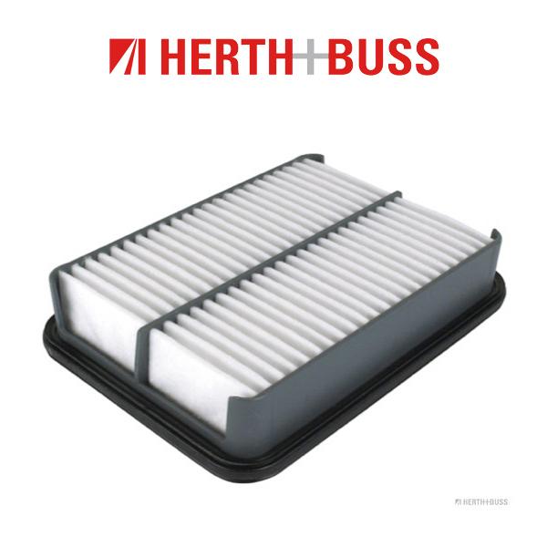HERTH+BUSS JAKOPARTS Filterpaket Filterset für TOYOTA COROLLA (E11) 1.4 86 PS