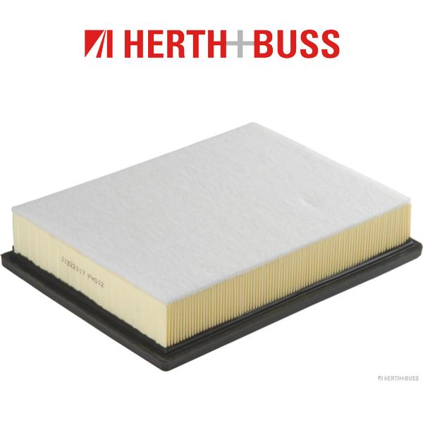 HERTH+BUSS JAKOPARTS Filterset für TOYOTA LAND CRUISER 150 4.0 V6 VVT-i 282 PS