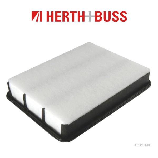 HERTH+BUSS JAKOPARTS Filterset für TOYOTA LAND CRUISER 150 3.0 D-4D 173/190 PS
