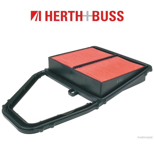 HERTH+BUSS Inspektionskit für HONDA CIVIC VII Coupe (EM2) 1.7i / VTEC 120/125 PS