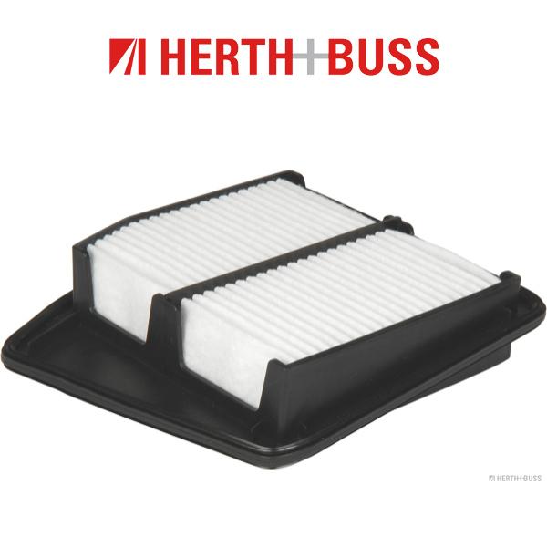 HERTH+BUSS JAKOPARTS Filterpaket Filterset für HONDA ACCORD VIII 2.4i 201 PS