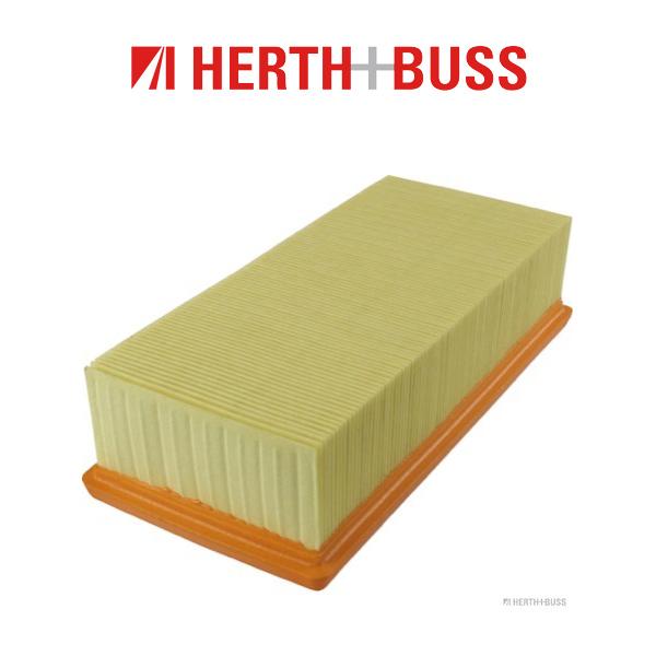 HERTH+BUSS JAKOPARTS Filterset für MITSUBISHI COLT CZC VI SMART FORFOUR 1.1-1.5