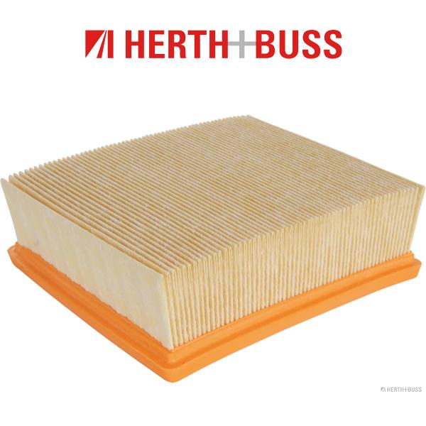 HERTH+BUSS JAKOPARTS Inspektionskit Filterpaket für SUZUKI SX4 (EY GY) 1.9 DDiS