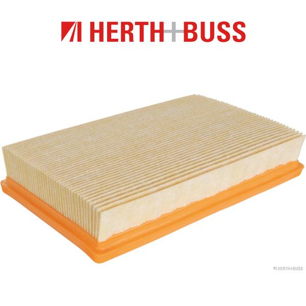 HERTH+BUSS JAKOPARTS Inspektionskit Filterpaket SUZUKI Swift 3 1.6 125 PS