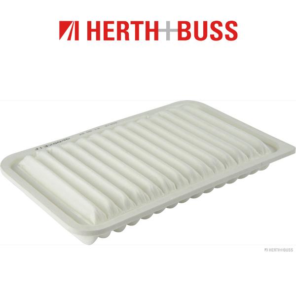 HERTH+BUSS JAKOPARTS Inspektionskit Filterpaket für SUZUKI SWIFT IV 1.2 90/94 PS