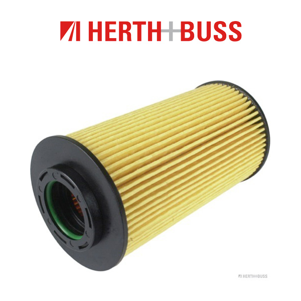 HERTH+BUSS JAKOPARTS Filterset für HYUNDAI i30 (FD) KIA PRO CEE'D (ED) 1.6 CRDi