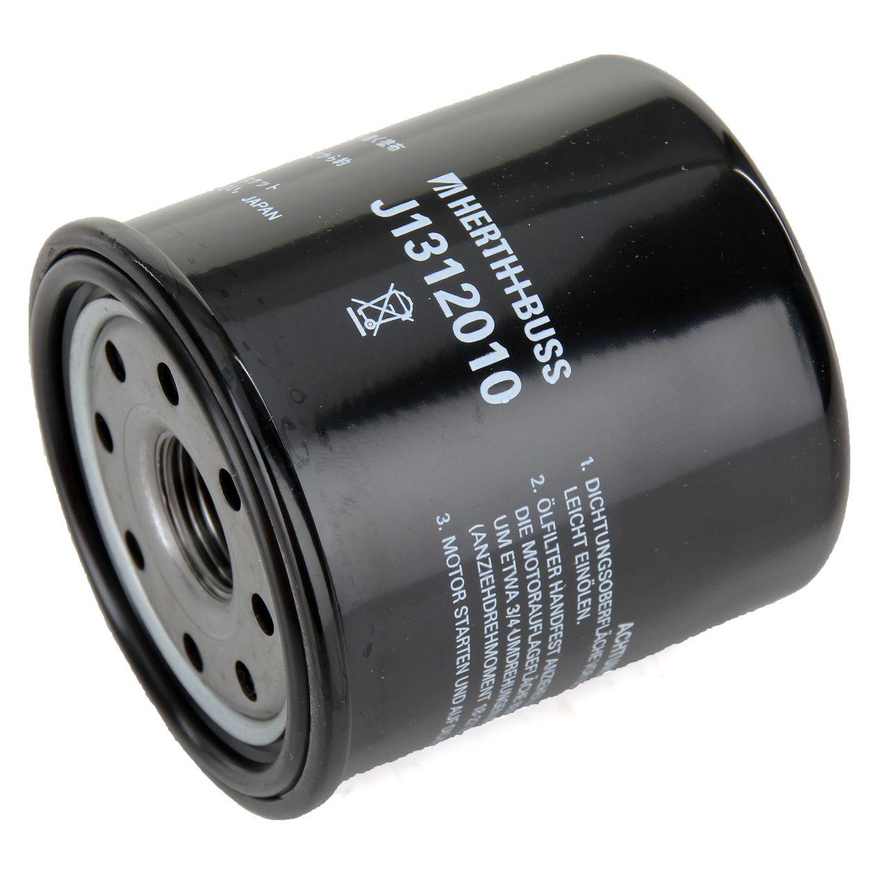 HERTH+BUSS JAKOPARTS Filterset für TOYOTA YARIS 1.0/1.3 VVT-i 69/87PS