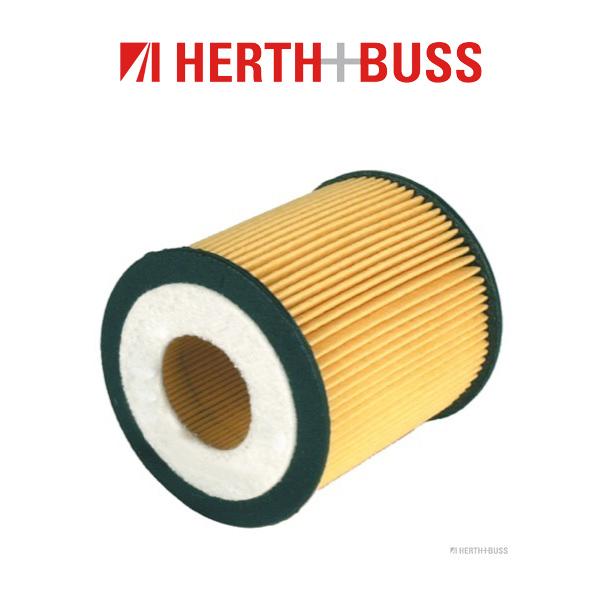 HERTH+BUSS JAKOPARTS Filterpaket Filterset für MAZDA 6 (GG) CX-7 (ER) 2.3 Turbo