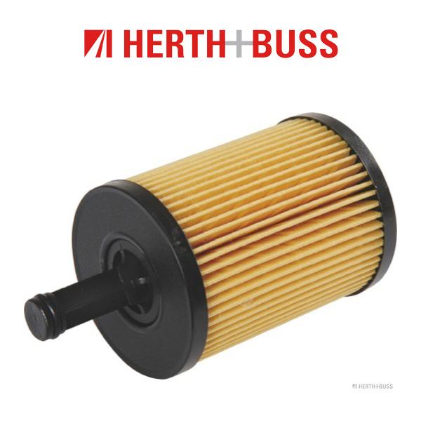 HERTH+BUSS JAKOPARTS Filterset für MITSUBISHI GRANDIS (NA_W) 2.0 DI-D
