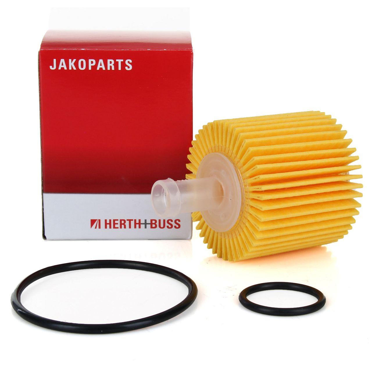 HERTH+BUSS JAKOPARTS Ölfilter für TOYOTA AURIS AVENSIS COROLLA IQ PRIUS RAV 4 V