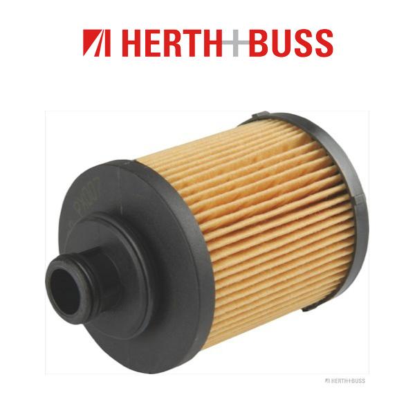 HERTH+BUSS JAKOPARTS Filterpaket Filterset für SUZUKI IGNIS II WAGON R+ 1.3 DDiS