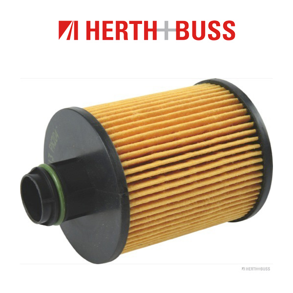 HERTH+BUSS JAKOPARTS Inspektionskit Filterpaket für SUZUKI SWIFT IV 1.6 136 PS