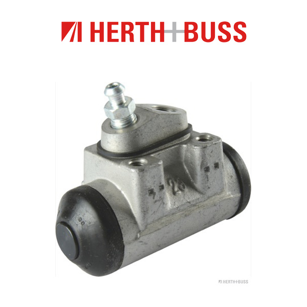HERTH+BUSS JAKOPARTS Radbremszylinder Bremszylinder für KIA CARNIVAL II hinten