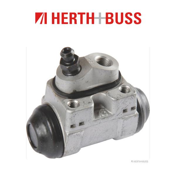 HERTH+BUSS JAKOPARTS Radbremszylinder für HYUNDAI ELANTRA XD MATRIX FC hinten l