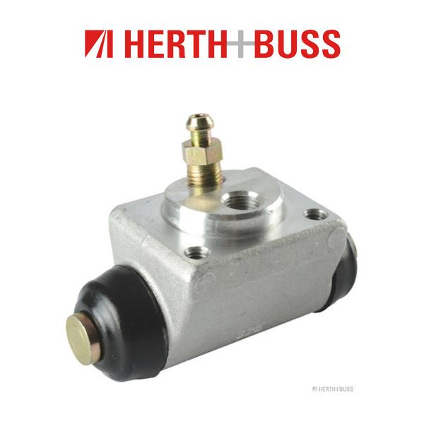 HERTH+BUSS JAKOPARTS Radbremszylinder für TOYOTA HILUX VII VIII PICK-UP hinten