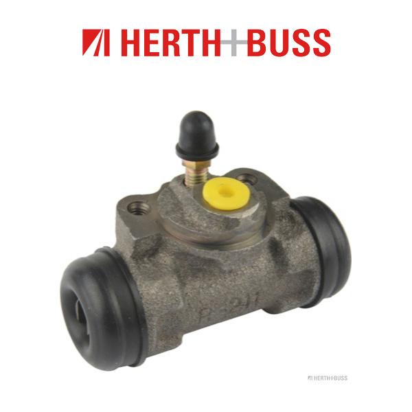 HERTH+BUSS JAKOPARTS Radbremszylinder für DAIHATSU TERIOS (J2_) hinten