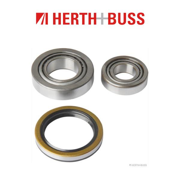 HERTH+BUSS JAKOPARTS Radlager Satz für KIA K2500 2.5 D K2700 2.7 D (SD) vorne