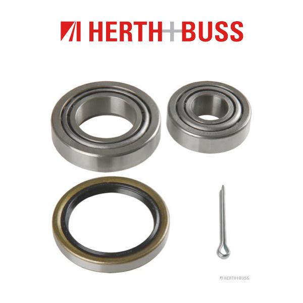 HERTH+BUSS JAKOPARTS Radlager Satz für HYUNDAI H-1 / STAREX H100 vorne