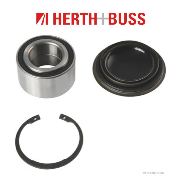 HERTH+BUSS Radlager Satz für TOYOTA HILUX III Pick-up 2.5 D-4D ab 10.205 vorne