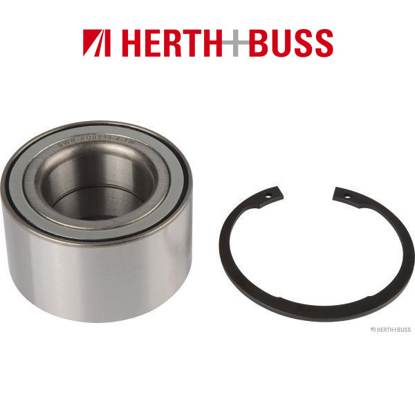 HERTH+BUSS JAKOPARTS Radlager für HONDA CIVIC VIII Hatchback (FN FK) 1.4 vorne