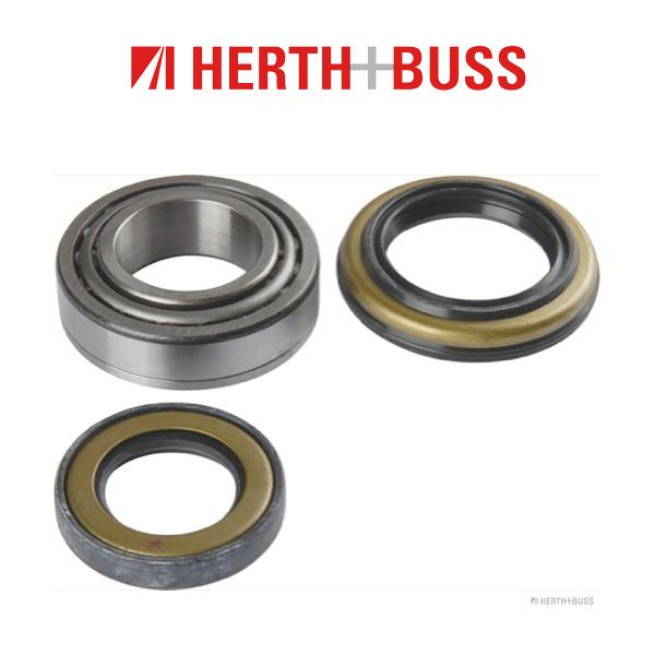 HERTH+BUSS JAKOPARTS Radlager Satz für HYUNDAI H100 2.4 2.5 D hinten