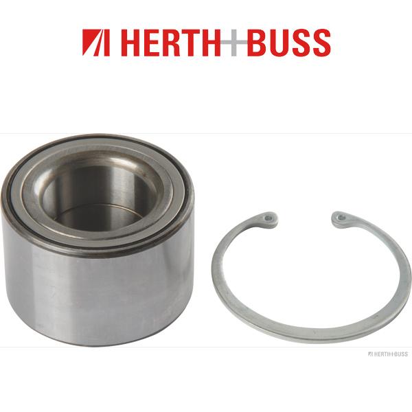 HERTH+BUSS JAKOPARTS Radlager Satz für SUZUKI SWIFT III 1.3 4x4 92 PS hinten