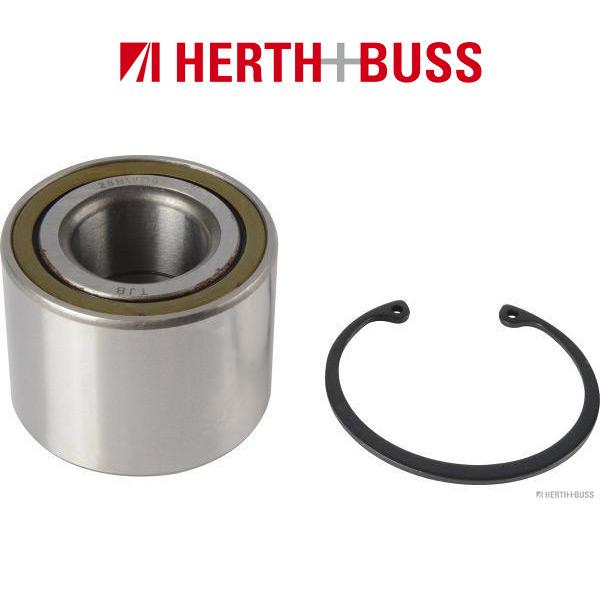 HERTH+BUSS JAKOPARTS Radlager Reparatursatz für SUZUKI SPLASH (EX) hinten