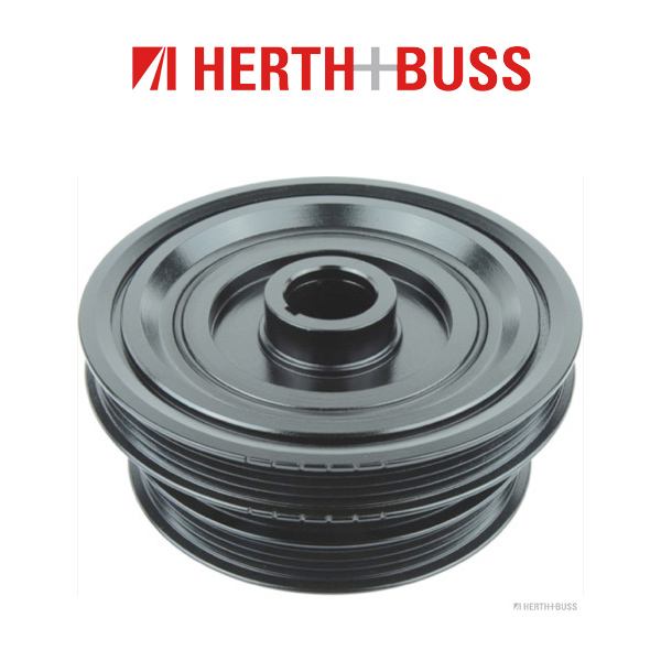 HERTH+BUSS JAKOPARTS Riemenscheibe Kurbelwelle für NISSAN 100 NX ALMERA I